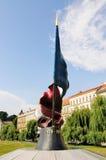 Memoriale di guerra, Praga Fotografia Stock Libera da Diritti