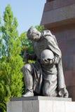Memoriale di guerra sovietico, parco di Treptower, Fotografie Stock Libere da Diritti
