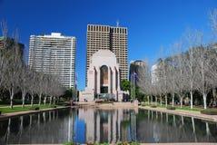 Memoriale di guerra, Sydney, Australia Immagine Stock