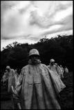 Memoriale di guerra Washington Immagine Stock