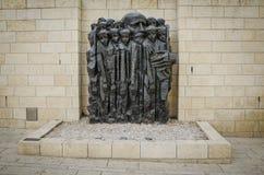Memoriale di Janusz Korczak Fotografie Stock
