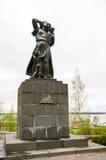 Memoriale di Kuru Fotografie Stock