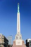 Memoriale di libertà, Riga, Lettonia Immagine Stock