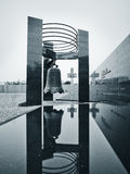 Memoriale di massacro di Nanchino Fotografie Stock Libere da Diritti