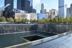 Memoriale di New York Immagine Stock