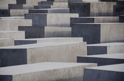 Memoriale di olocausto Fotografia Stock Libera da Diritti