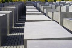 Memoriale di olocausto Fotografie Stock Libere da Diritti