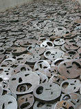 Memoriale di olocausto Fotografie Stock
