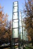 Memoriale di olocausto, Boston, Massachusetts, fine dell'estate, 2013 Immagine Stock