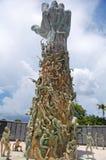 Memoriale di olocausto di Miami Fotografia Stock