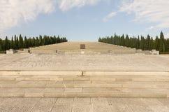 Memoriale di Redipuglia Fotografie Stock