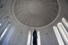 Memoriale di Thomas Jefferson Immagine Stock