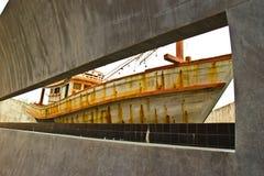 Memoriale di Tsunami Fotografia Stock Libera da Diritti