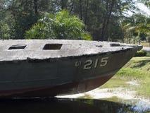 Memoriale di tsunami di Khao Lak Fotografie Stock Libere da Diritti