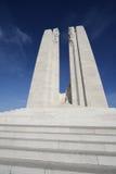 Memoriale di Vimy in Francia Fotografia Stock