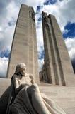 Memoriale di Vimy Ridge WW1 Fotografia Stock