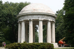 Memoriale di WWI Fotografie Stock Libere da Diritti