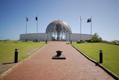 Memoriale Geraldton di HMAS Sydney Fotografia Stock Libera da Diritti