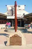 Memoriale Giapponese-Americano a Fresno giusta Immagine Stock Libera da Diritti