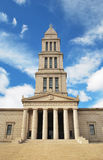 Memoriale massonico di GW (2), Alessandria, VA Fotografia Stock Libera da Diritti