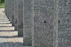 Memoriale militarmente Immagini Stock Libere da Diritti