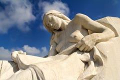 Memoriale nazionale canadese di Vimy Fotografia Stock Libera da Diritti