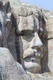 Memoriale nazionale del monte Rushmore con presidente Teddy Roosevelt immagine stock libera da diritti