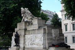 Memoriale reale dell'artiglieria, Londra Fotografie Stock Libere da Diritti