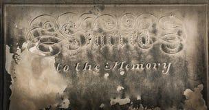 Memoriale sacro immagini stock libere da diritti