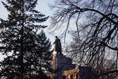 Memoriale sovietico di guerra Immagini Stock Libere da Diritti
