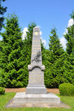 Memoriale a Verdun Fotografia Stock Libera da Diritti
