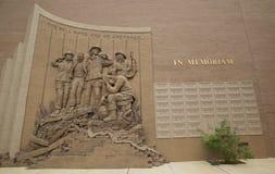 Memoriam em Memphis Firefighter Museum fotografia de stock royalty free