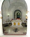 Memorian du WWI dans Marasesti Mausoluem Images stock
