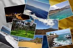Memorias de Tenerife Fotografía de archivo