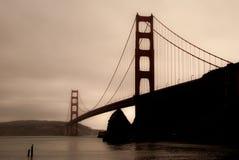 Memorias del Golden Gate imagen de archivo