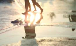 Memorias del verano Fotos de archivo