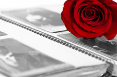 Memorie Fotografie Stock