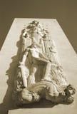 Memorie nel cimitero americano, Manila Filippine immagini stock