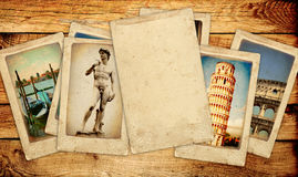 Memories of Italy Royalty Free Stock Photography