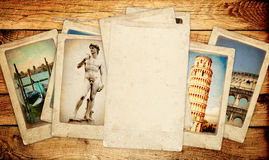 Memories of Italy Royalty Free Stock Image