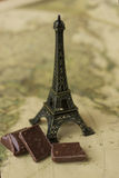 Memories about Paris Royalty Free Stock Photography