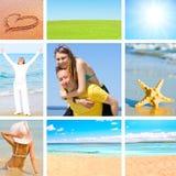 Memories of summer Royalty Free Stock Photos