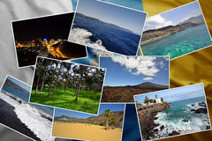 Memories of Tenerife Stock Photography