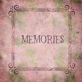 Memories Stock Photo