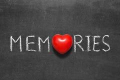 Memories Stock Image
