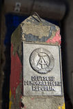 Memory for the Berlin Wall and GDR, Germany Royalty Free Stock Photo