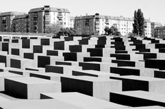 Memory of the dead Jews Royalty Free Stock Images
