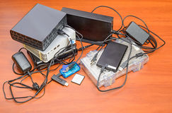 Memory Devices stock images