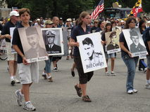 In Memory of the Fallen Stock Photos