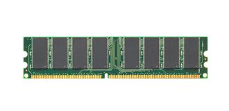 Memory module. Computer memory module. isolated white background stock images